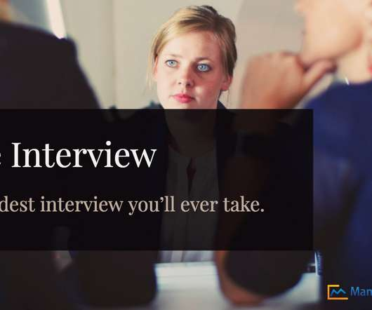 Interviews - Management Consulting Connection